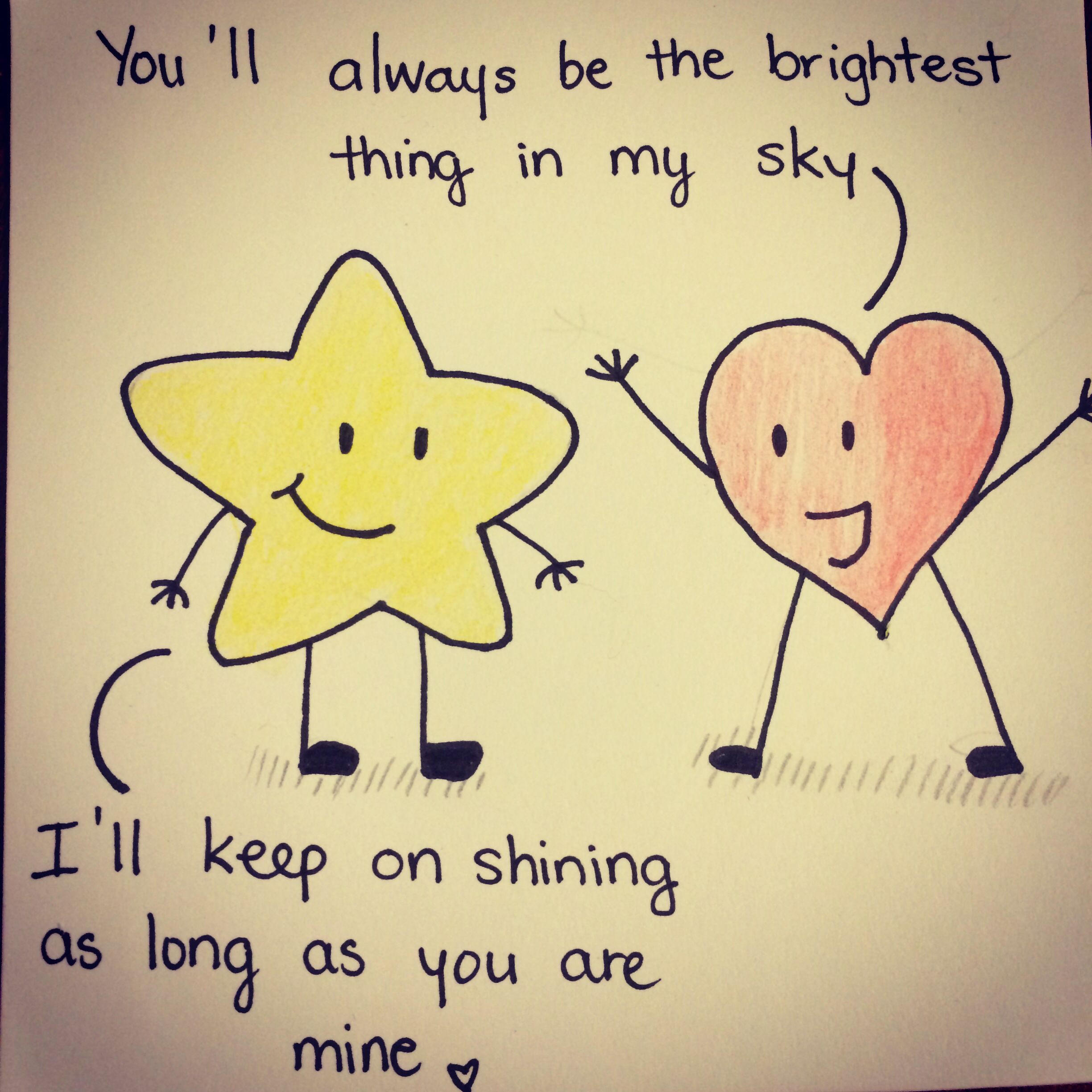 Drawing Love Quotes  Cute drawing Quotes and Drawings Pinterest