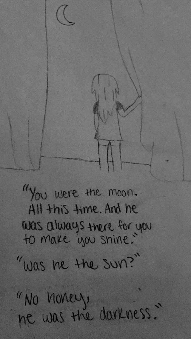 Drawing Love Quotes  Drawn by Rachel Hagen Sad drawings Tumblr drawings Sad