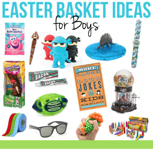Easter Gift Ideas For Boys  Articles Archives My Frugal Adventures