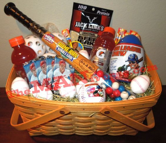 Easter Gift Ideas For Boys  Not your traditional Easter basket LOVE this for any