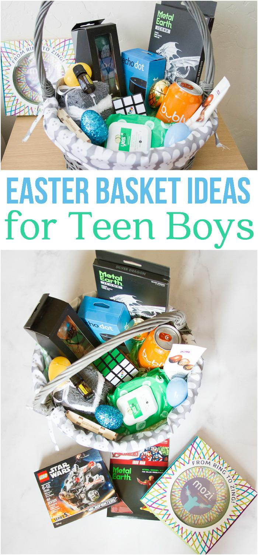 Easter Gift Ideas For Boys  Easter Basket Ideas for Teen Boys