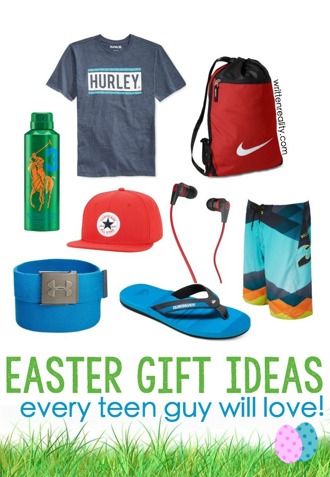 Easter Gift Ideas For Boys  Easter Basket Ideas Teen Boys Will Actually Love