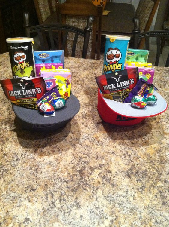 Easter Gift Ideas For Boys  15 of the Most Creative Easter Baskets on the Planet