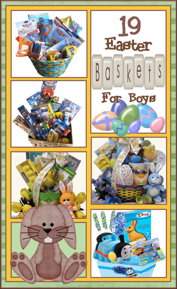 Easter Gift Ideas For Boys  Easter Basket Ideas for Boys of All Ages – 3 Boys and a Dog