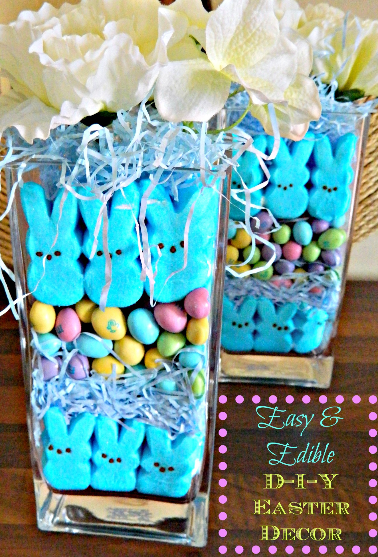 Easter Party Centerpiece Ideas  Easy D I Y Easter Decorations