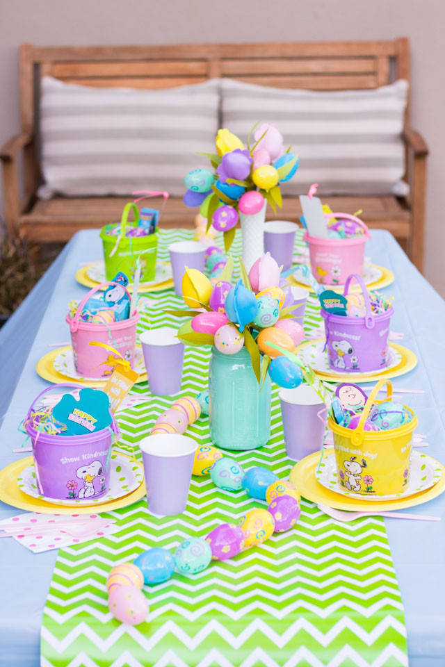 Easter Party Centerpiece Ideas  7 Fun Ideas for a Kids Easter Party
