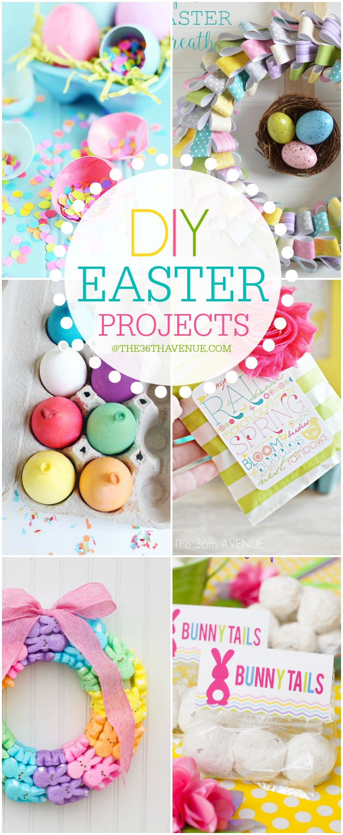Easter Party Craft Ideas  The 36th AVENUE Easter Crafts and DIY Decor Ideas