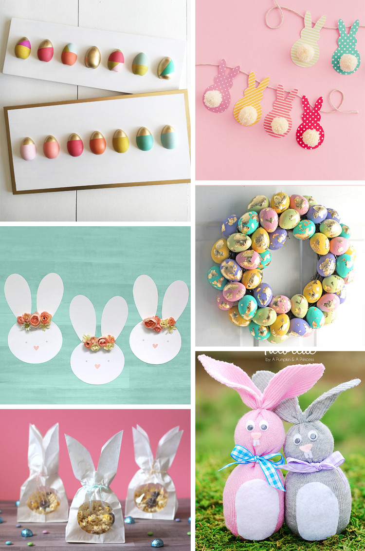 Easter Party Craft Ideas  thecraftpatchblog Crafts Home Decor DIY s and Recipes