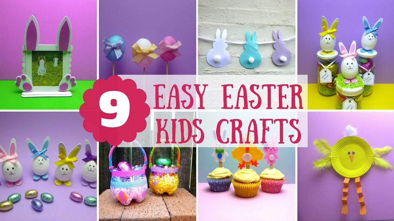 Easter Party Craft Ideas  Easter Crafts Easter Craft Ideas