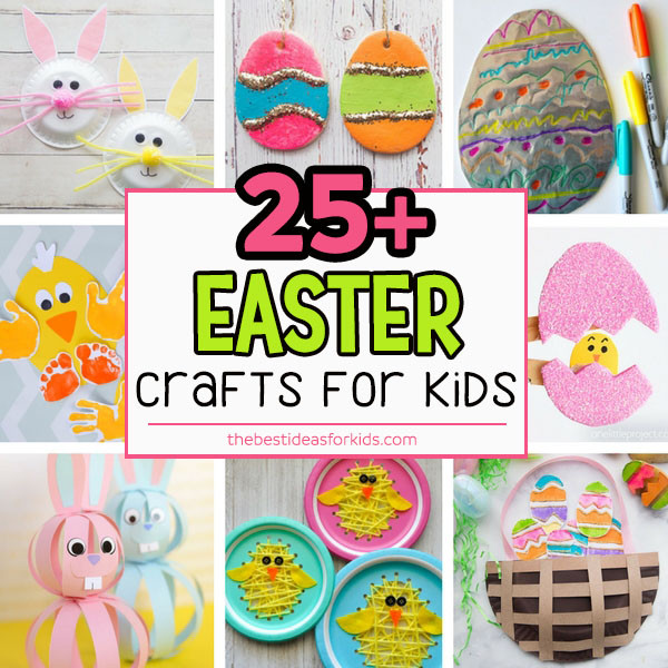 Easter Party Craft Ideas  25 Easter Crafts for Kids The Best Ideas for Kids