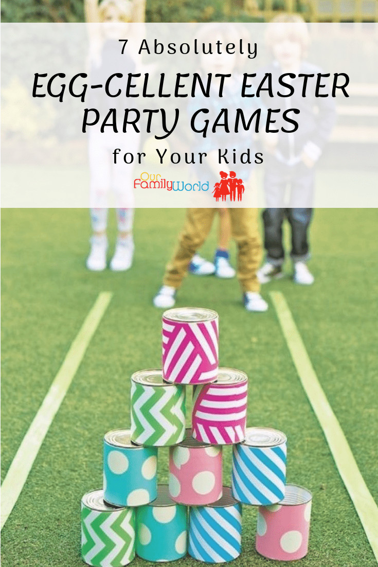 Easter Party Game Ideas Kids  7 Absolutely Egg cellent Easter Party Games for Your Kids