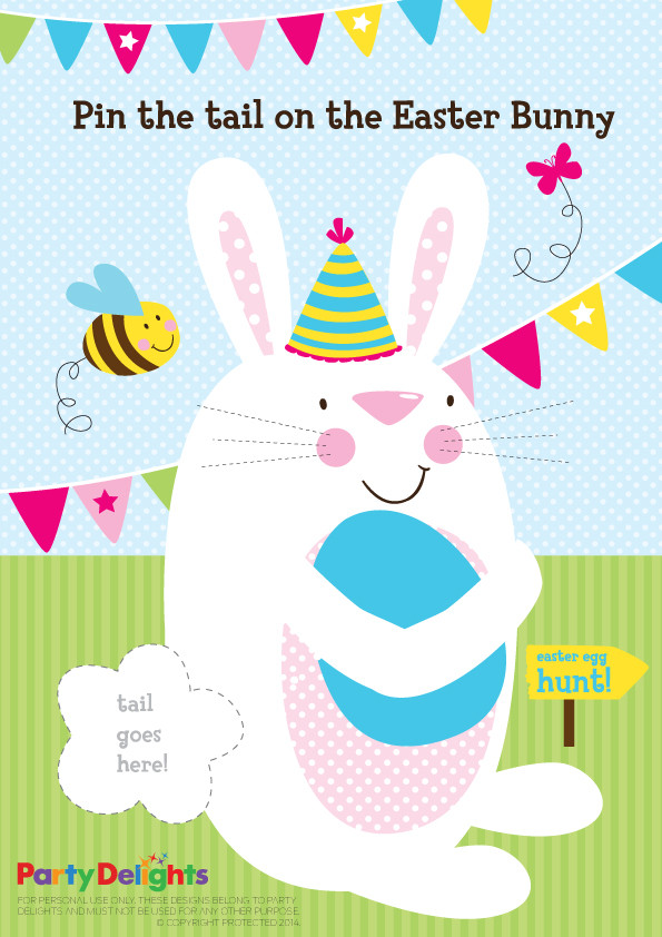 Easter Party Game Ideas Kids  4 Fun Easter Games for Kids