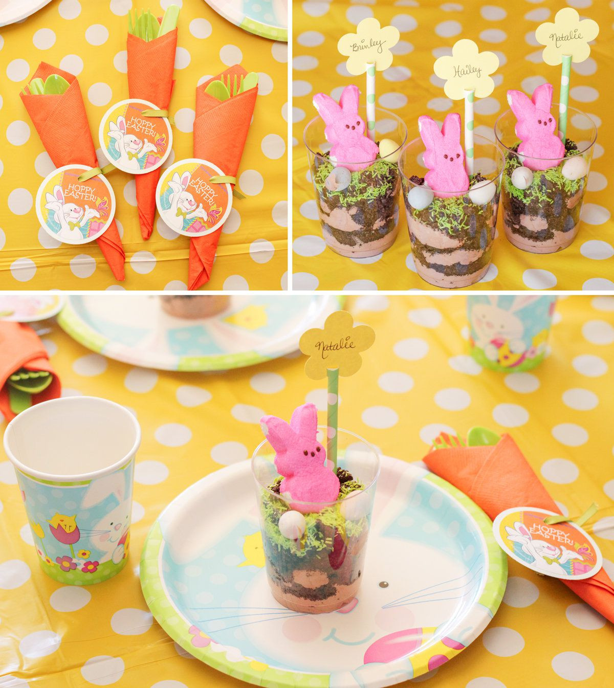 Easter Party Ideas Food  Easter Crafts & Games