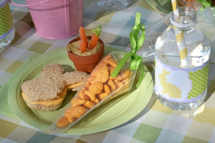 Easter Party Ideas Food  Easter food for the kids Holiday Party Food