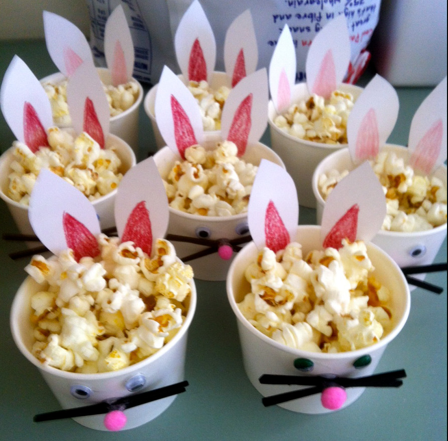 Easter Party Ideas Food  Giggleberry Creations Easter Hat Parade