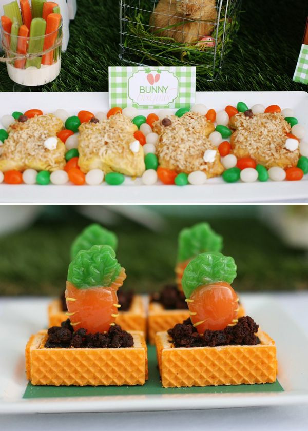 Easter Party Ideas Food  17 Best images about Easter Party Ideas on Pinterest