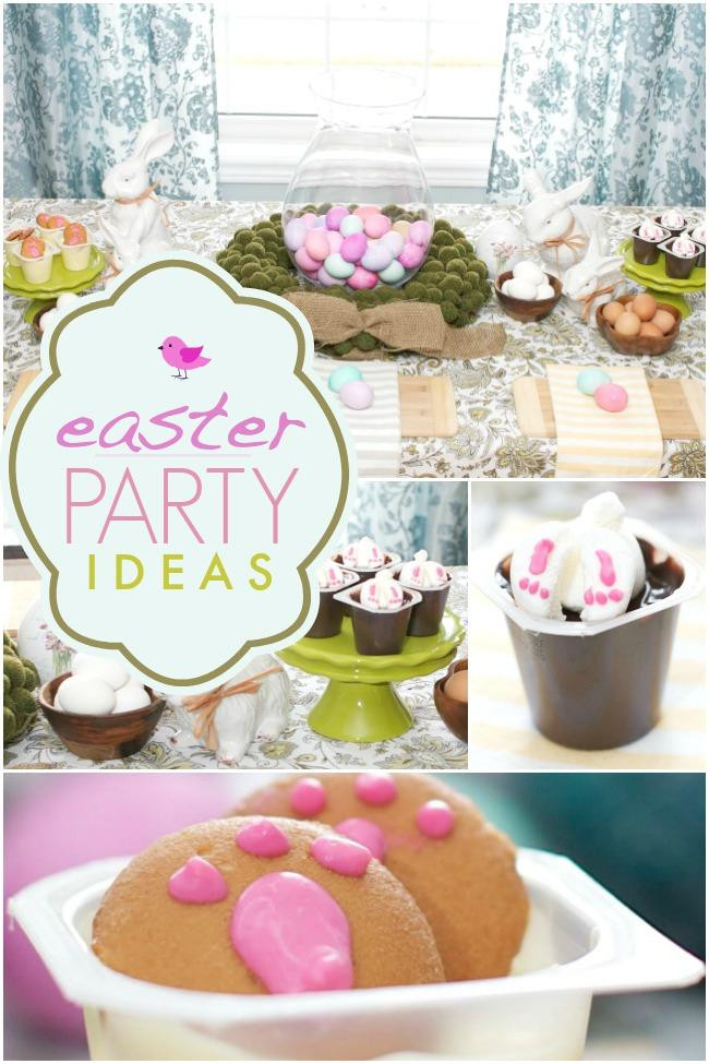 Easter Party Ideas Food  Easter Party Ideas & Easy to Make Desserts