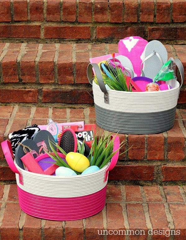 Easter Party Ideas For Teens  Tween Easter Basket Ideas Easter and Spring