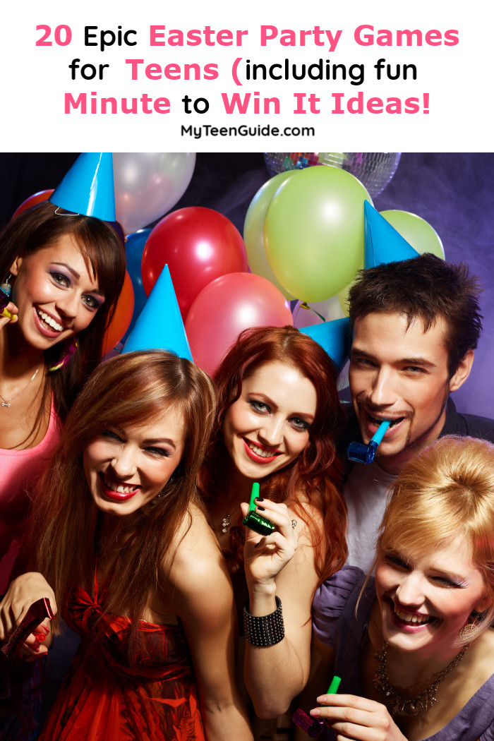 Easter Party Ideas For Teens  15 Epic Easter Party Games for Teens including Minute to