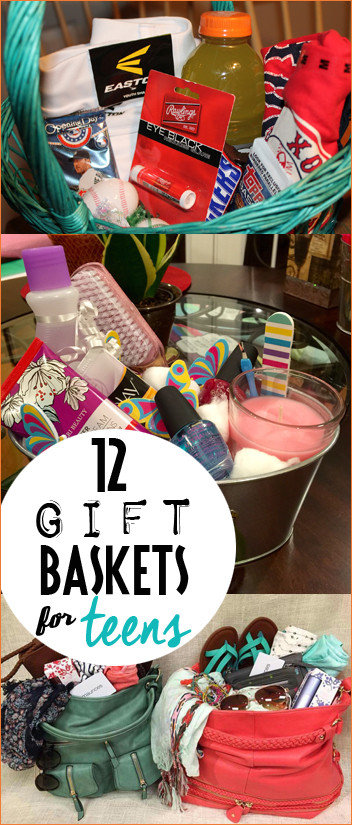 Easter Party Ideas For Teens  Easter Baskets for Teens Paige s Party Ideas