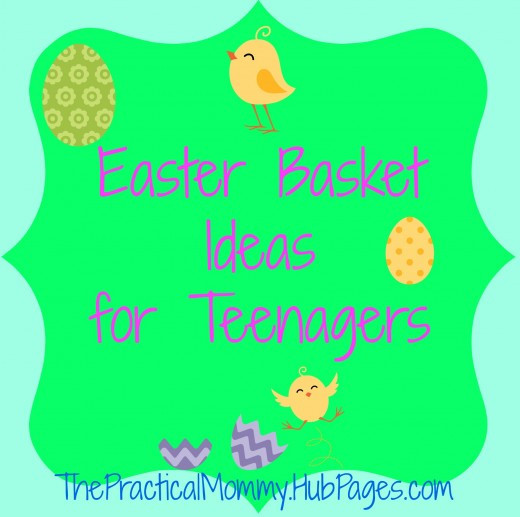Easter Party Ideas For Teens  Easter Basket Ideas for Teenagers