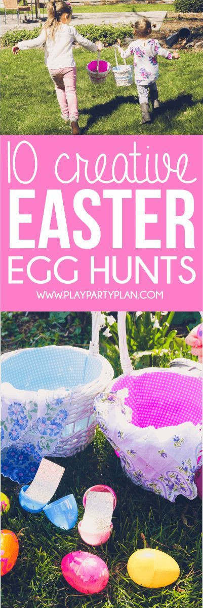 Easter Party Ideas For Teens  10 fun Easter egg hunt ideas that work for all ages for