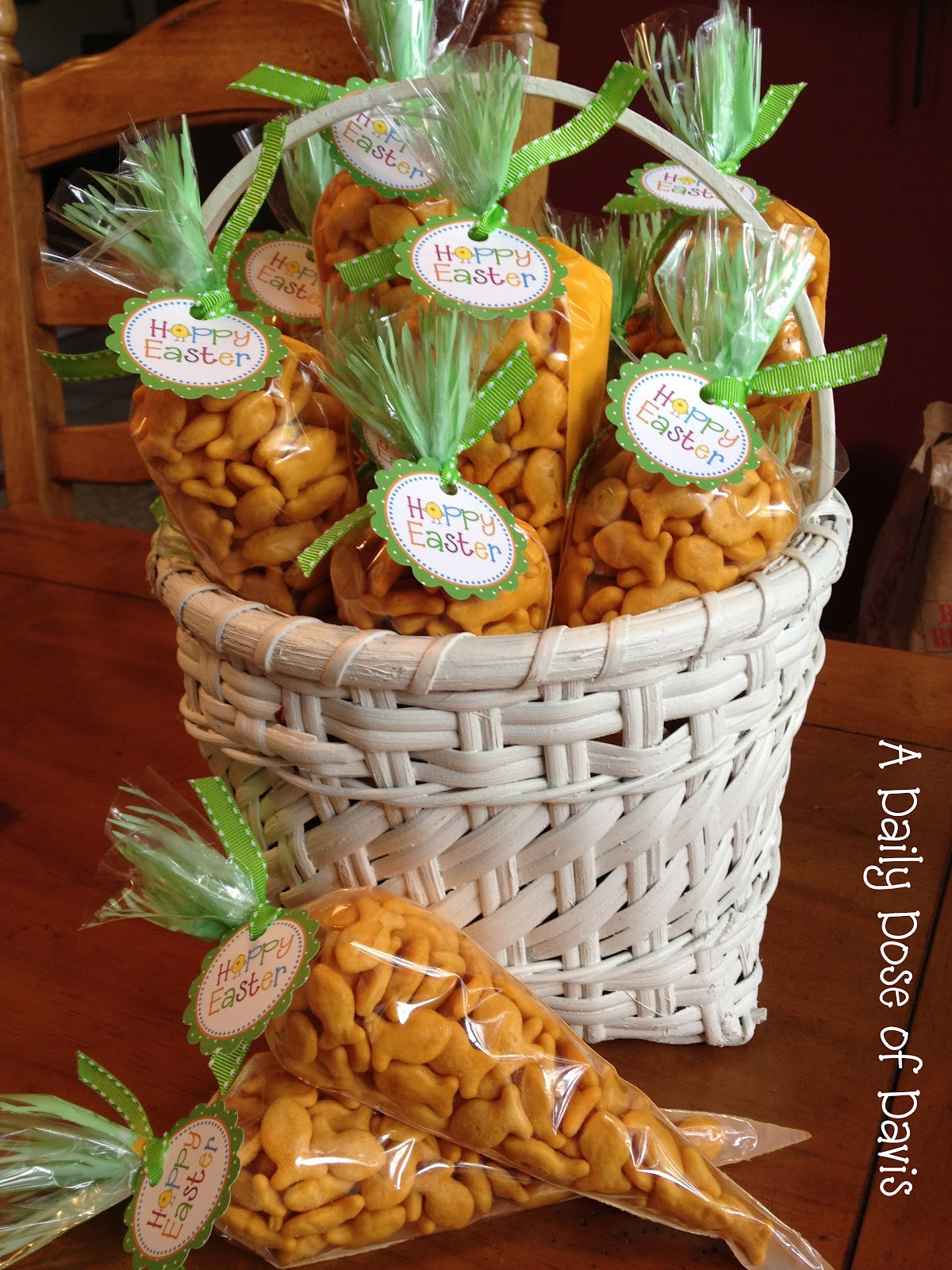 Easter Party Snack Ideas For Kids  A Daily Dose of Davis Easter Snacks Traditions and a