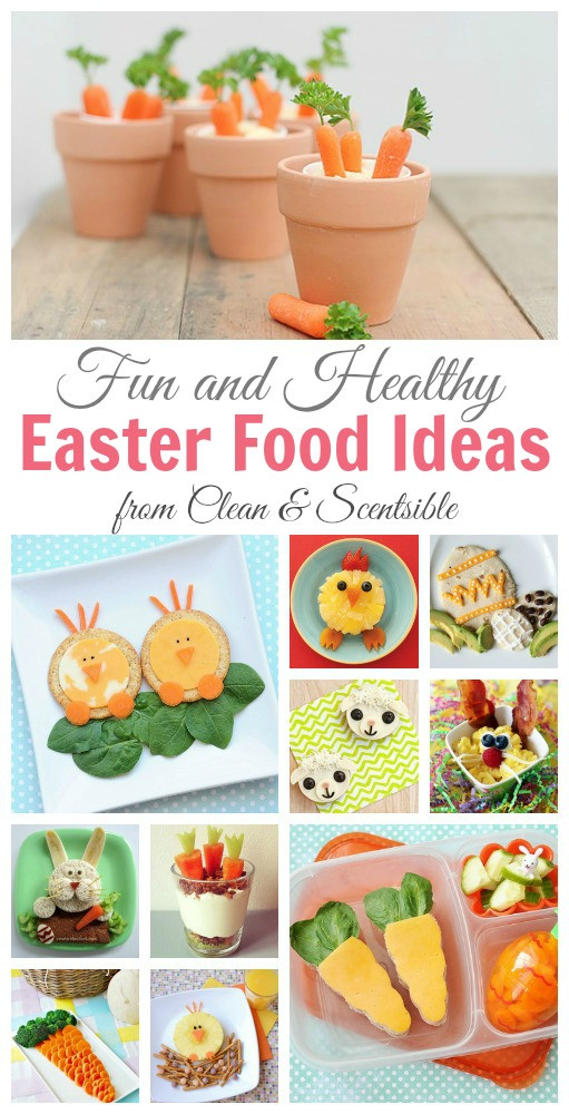 Easter Party Snack Ideas For Kids  10 Fun Easter Ideas for Kids Clean and Scentsible