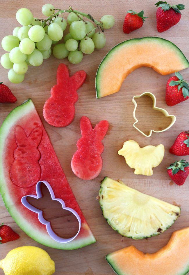 Easter Party Snack Ideas For Kids  Easy Lemon Dip Easter Food