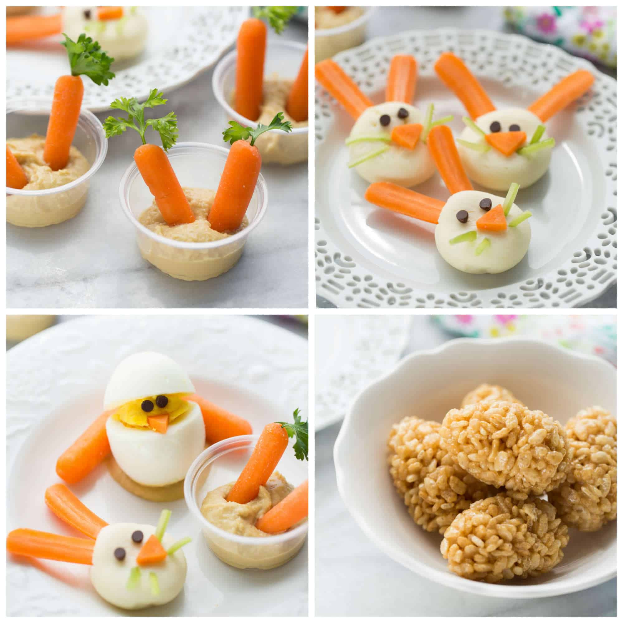 Easter Party Snack Ideas For Kids  4 Healthy Kids Easter Snacks Meaningful Eats