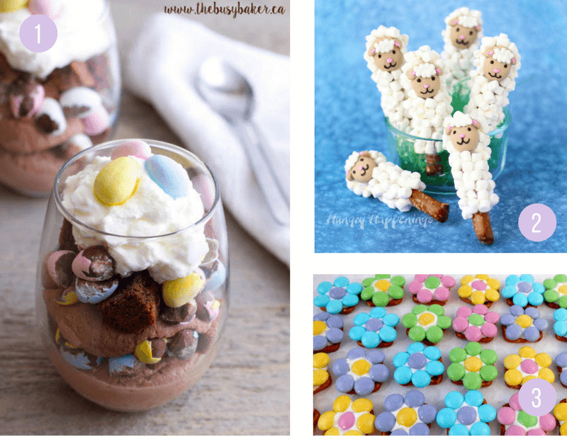 Easter Party Snack Ideas For Kids  A Day s Worth Creative Easter Eats Breakfast Lunch