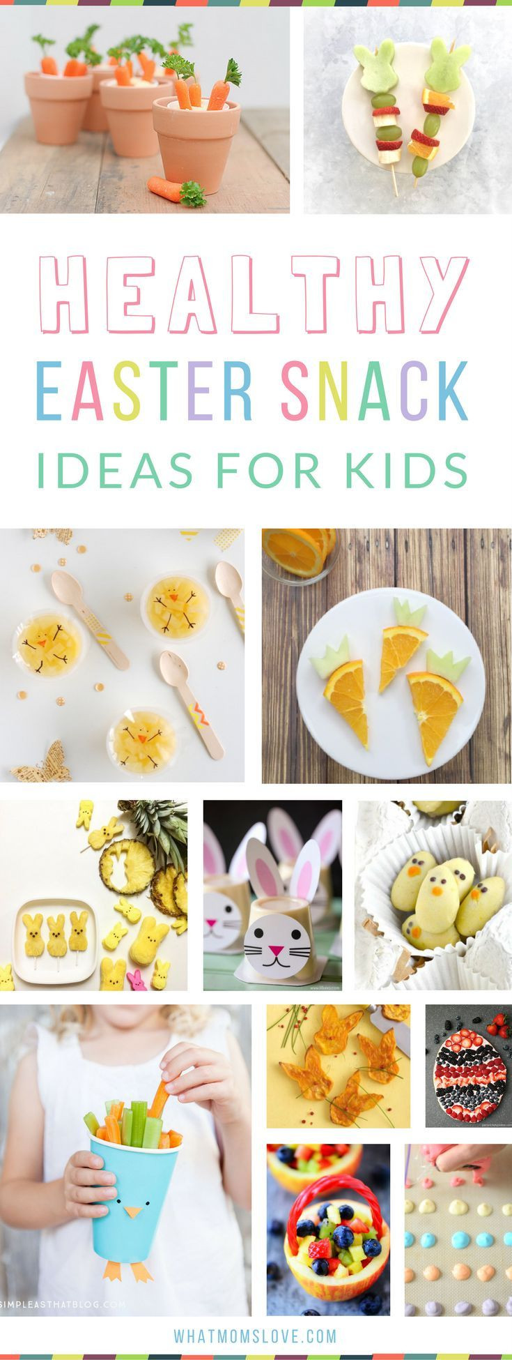 Easter Party Snack Ideas For Kids  17 Best ideas about Preschool Snacks on Pinterest