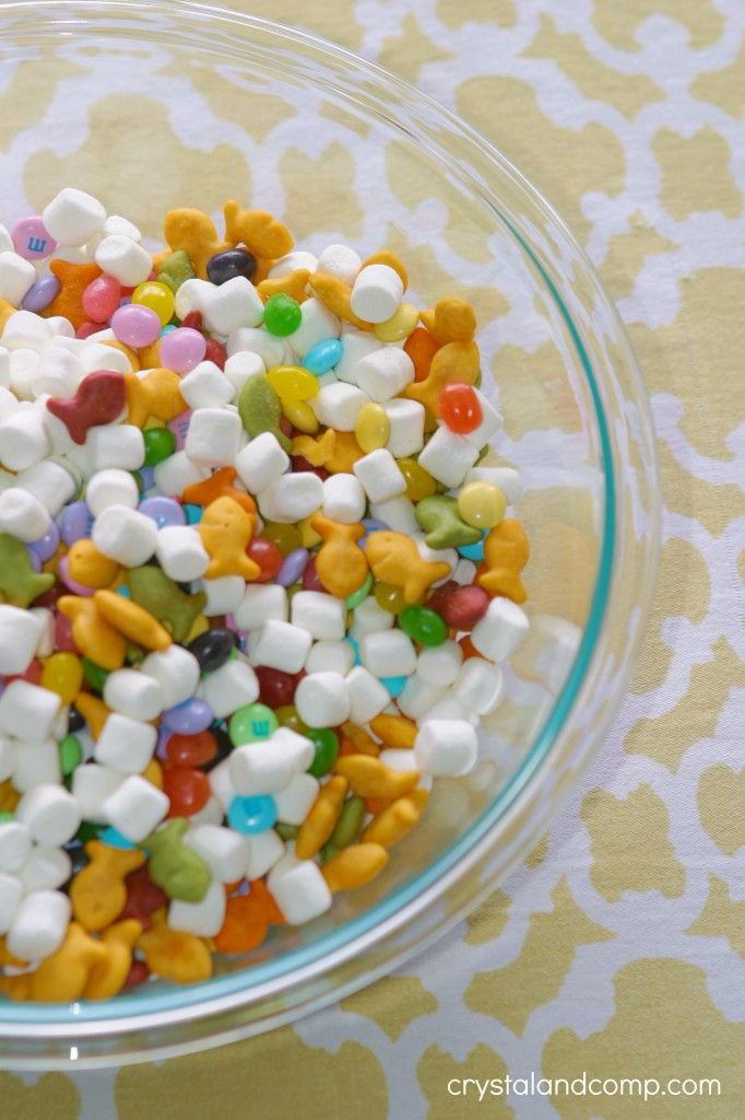 Easter Party Snack Ideas For Kids  Plastic Easter Eggs