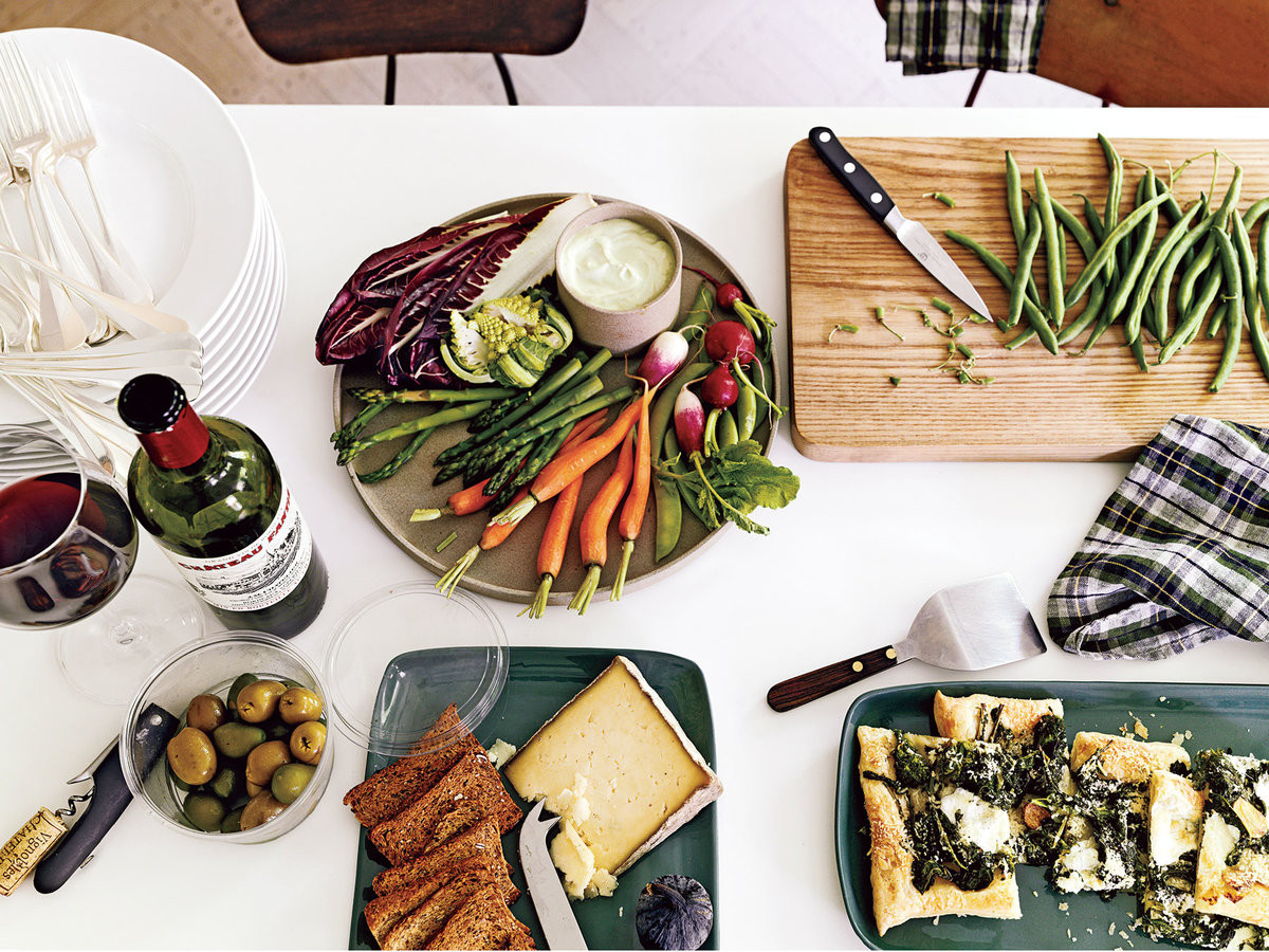 Easy Dinner Party Menu Ideas  15 Simple Dinner Party Ideas Real Simple