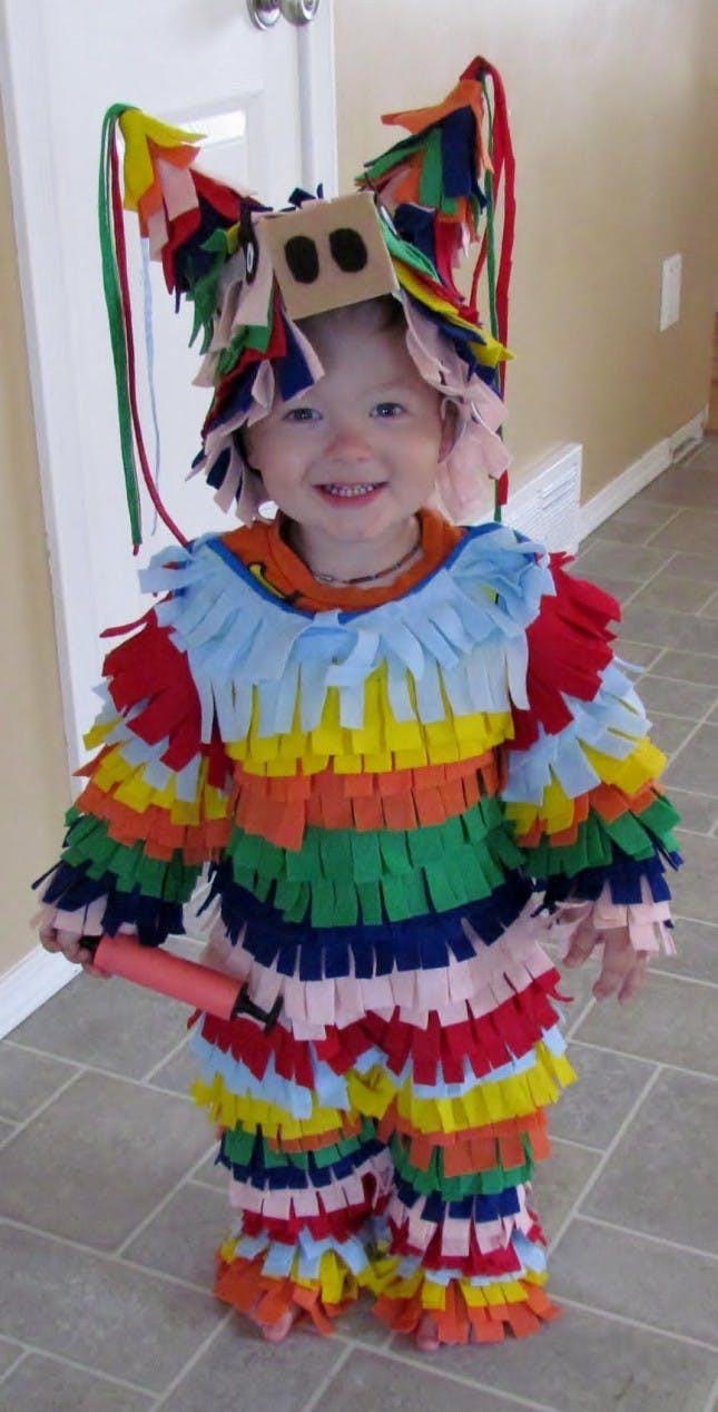Easy DIY Costumes For Kids  50 Last Minute DIY Halloween Costumes for Kids