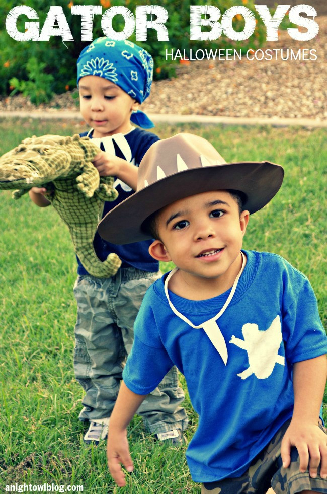 Easy DIY Costumes For Kids  Homemade Halloween Costumes C R A F T
