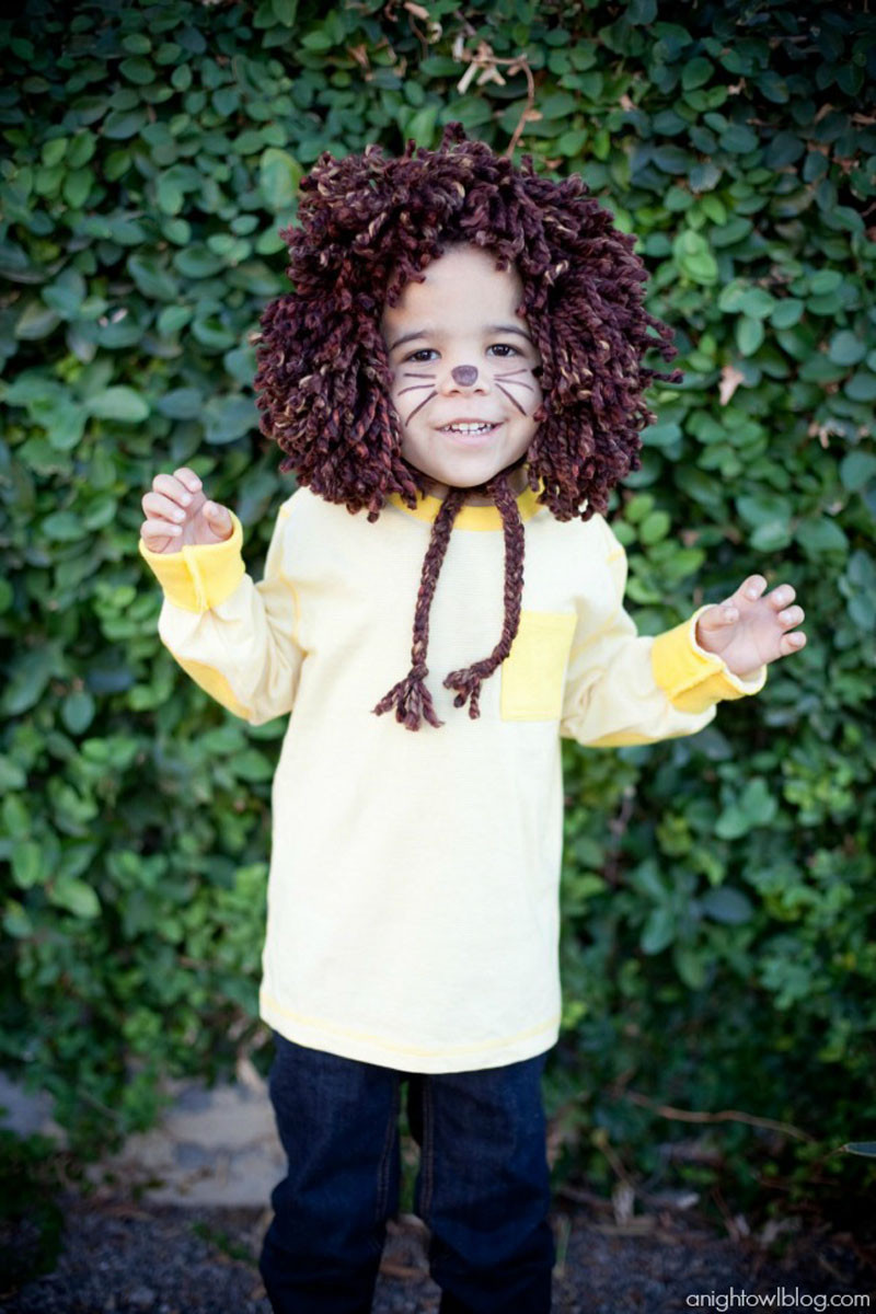 Easy DIY Costumes For Kids  22 DIY Toddler Halloween Costumes