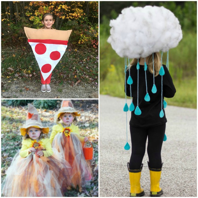Easy DIY Costumes For Kids  13 Easy DIY Halloween Costumes Your Kids Will Love