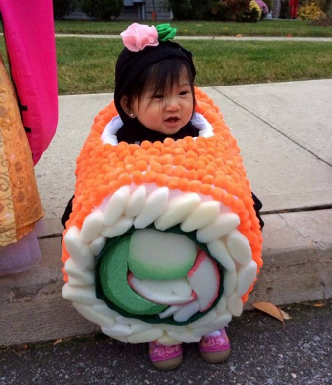 Easy DIY Costumes For Kids  Over 40 of the BEST Homemade Halloween Costumes for Babies