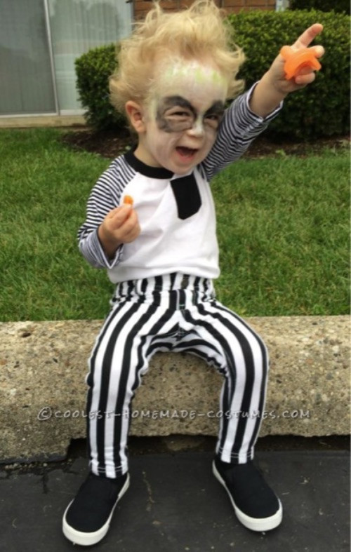 Easy DIY Costumes For Kids  30 Quick & Easy DIY Halloween Costumes For Kids Boys