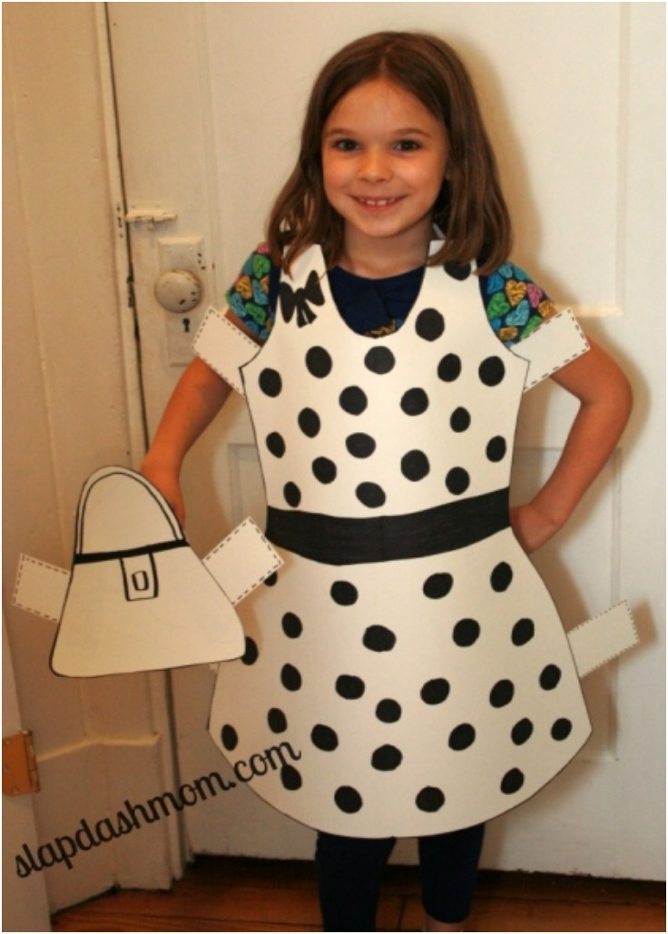Easy DIY Costumes For Kids  Top 10 DIY Last Minute Halloween Costumes For Kids And