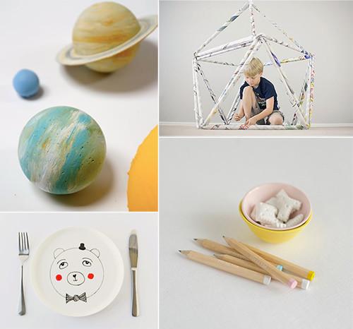 Easy DIYs For Kids  Fun & Simple DIY Crafts For Kids ⋆ Handmade Charlotte