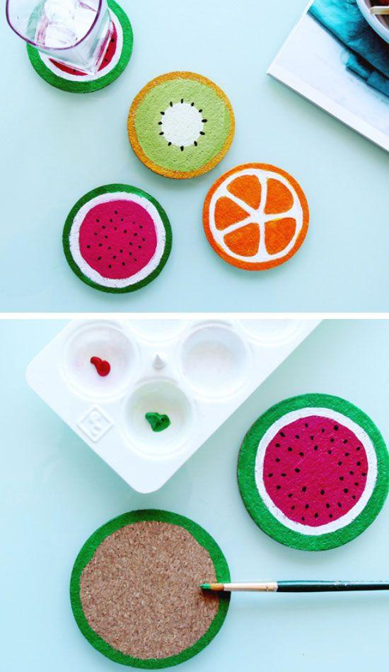 Easy DIYs For Kids  19 DIY Summer Crafts for Kids to Make