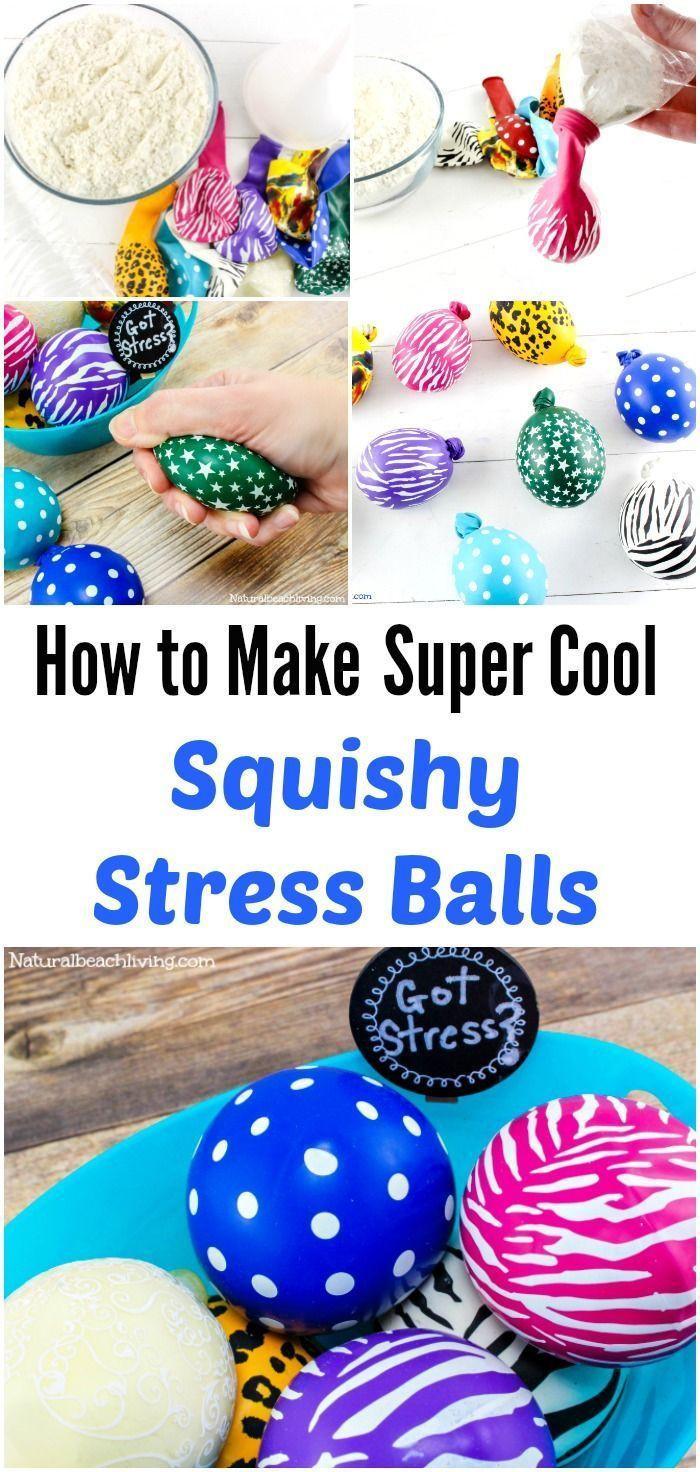 Easy DIYs For Kids  Make Stress Balls Kids Will Love
