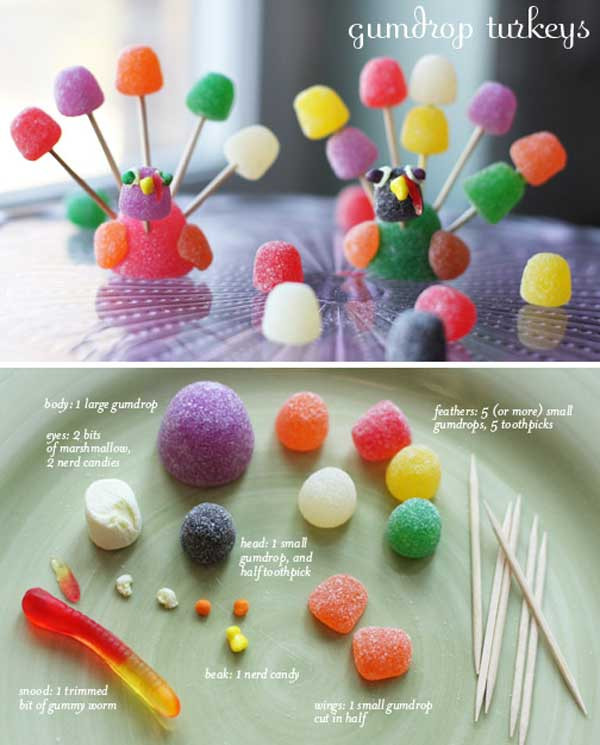 Easy DIYs For Kids  Top 32 Easy DIY Thanksgiving Crafts Kids Can Make