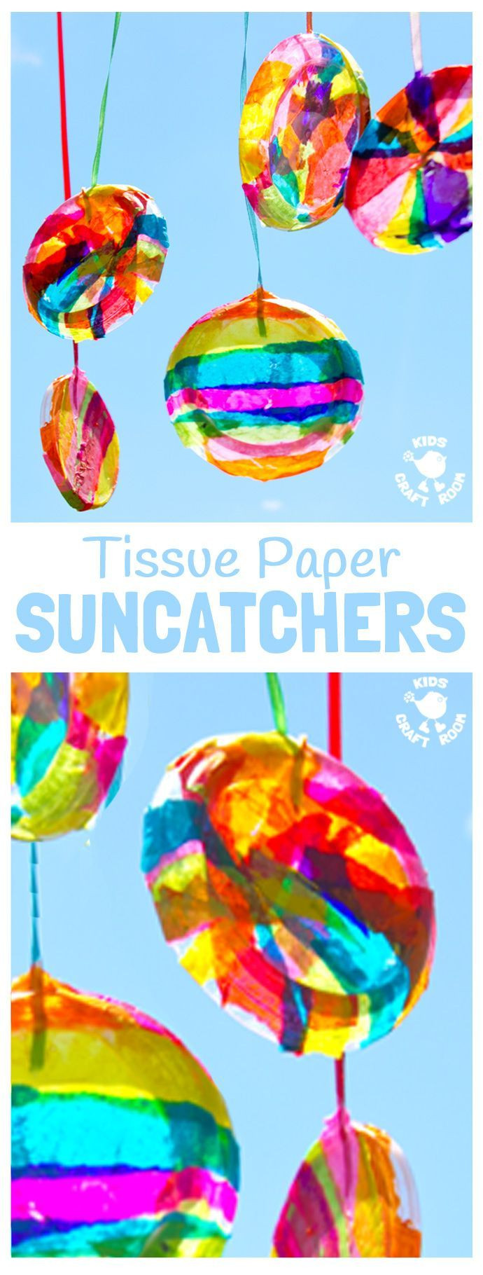 Easy Summer Crafts For Preschoolers  3858 best images about Simple Kids Craft Ideas on Pinterest