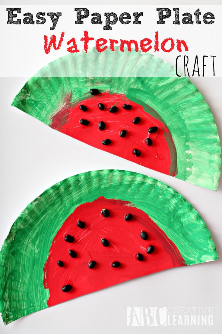 Easy Summer Crafts For Preschoolers  Best 25 Preschool summer crafts ideas on Pinterest