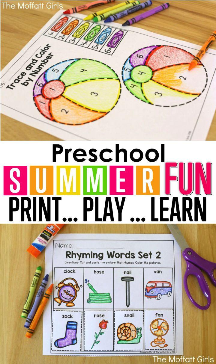 Easy Summer Crafts For Preschoolers  25 best ideas about Preschool Summer Crafts on Pinterest