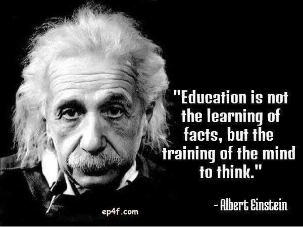 Einstein Education Quote  93 best images about Education Quotes on Pinterest