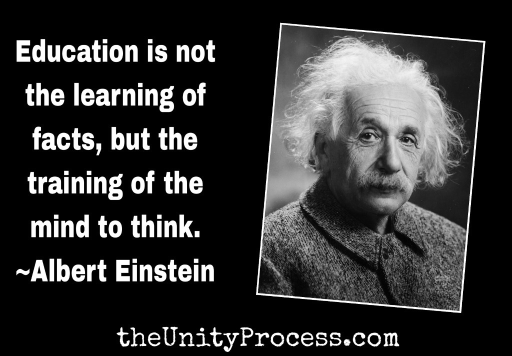 Einstein Quotes On Education  Einstein on Education